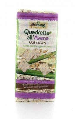 Quadrette all'Avena Senza Glutine