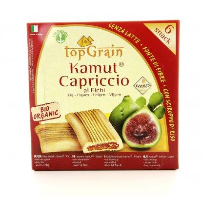 Capriccio KAMUT® - grano khorasan ai Fichi - Top Grain