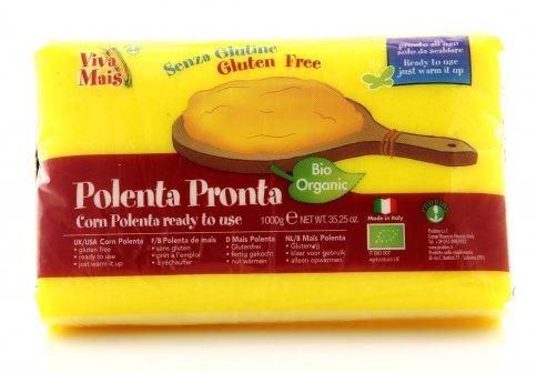 Polenta Pronta - Viva Mais