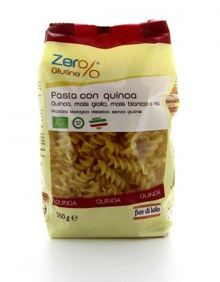 Zero Glutine - Fusilli con Quinoa Bio