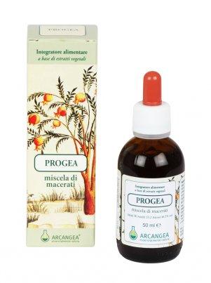 Progea - Integratore Alimentare a base di Estratti Vegetali