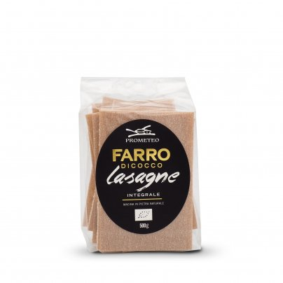 Le Farrette - Lasagne di Farro Bio