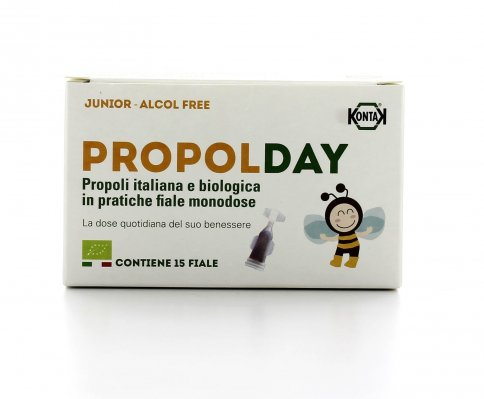 Propolday Analcolico Junior - Fiale