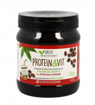 Protein & Vit Integratore Proteico gusto Caffè