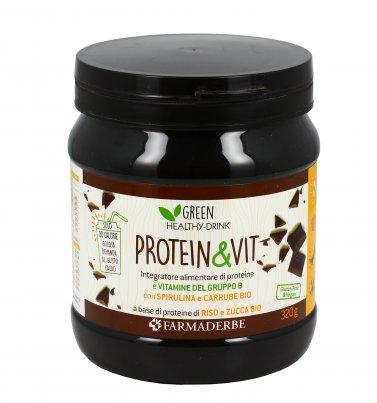 Protein & Vit in Polvere