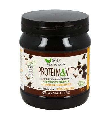 Protein & Vit Integratore Proteico gusto Cacao