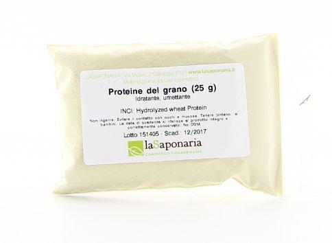 Proteine Vegetali - Idratante