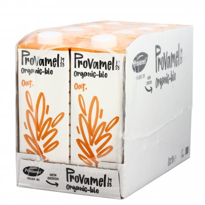 Bevanda Vegetale di Avena Bio - Bauletto 8x1 litro