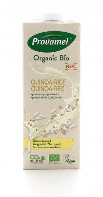 Bevanda Vegetale Quinoa e Riso