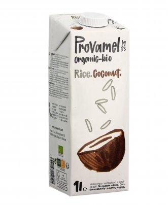 Latte di Riso e Cocco Biologico - Rice Coconut 1000 ml