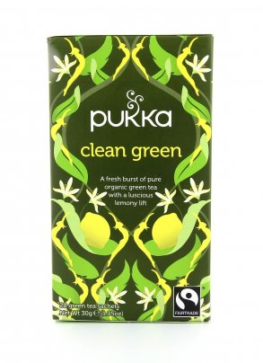 Tisana Pukka - Clean Green