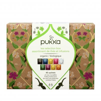 "Selezione Tè e Infusi Assortiti ""Pukka Tea Selection Box"""