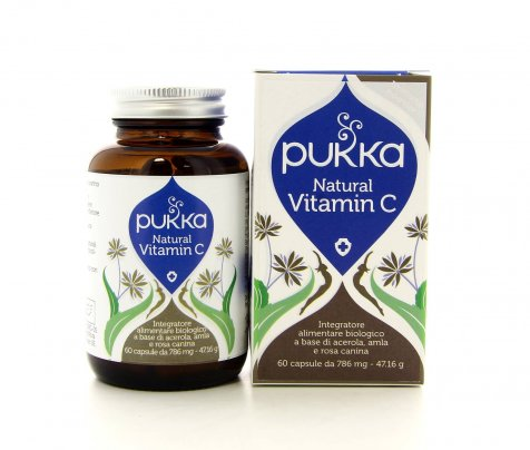 Pukka Integratori - Natural Vitamin C