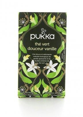 Vaniglia e Tè Verde - Sweet Vanilla Green