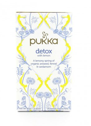 Tisana Pukka - Detox With Lemon