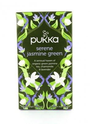 Tisana Pukka - Serene Jasmine Green