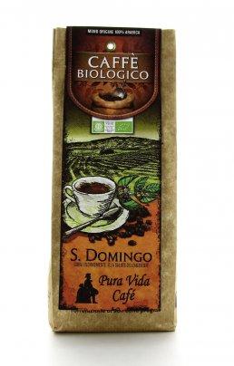 Caffe' Macinato Moka Bio - Santo Domingo