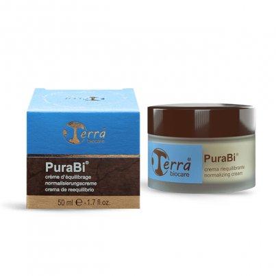 Crema Viso Riequilibrante Purabi - Terra Biocare
