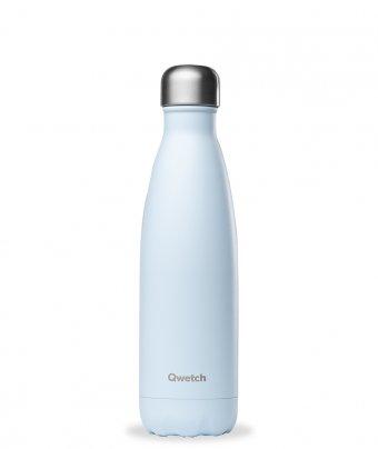 Bottiglia Termica - Blu Pastello