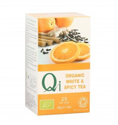 Tè Bianco Speziato Biologico