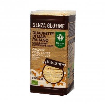 Quadrette di Mais - Senza Glutine