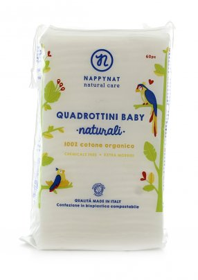 Quadrottini Baby Naturali