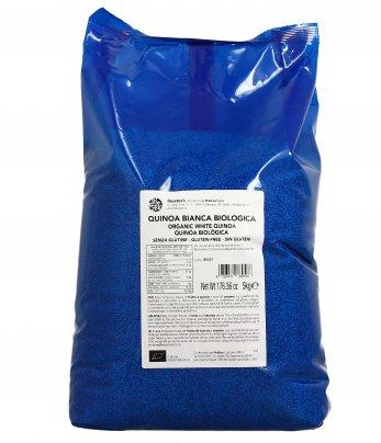 Quinoa Bianca Biologica - Sacco 5 kg