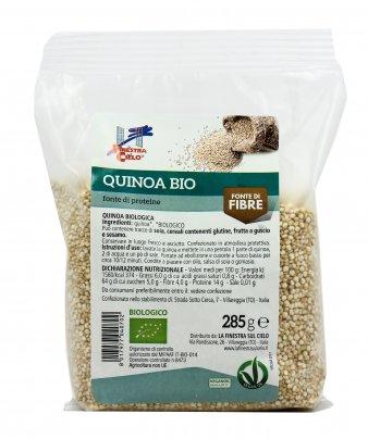 Quinoa Bio in Chicchi