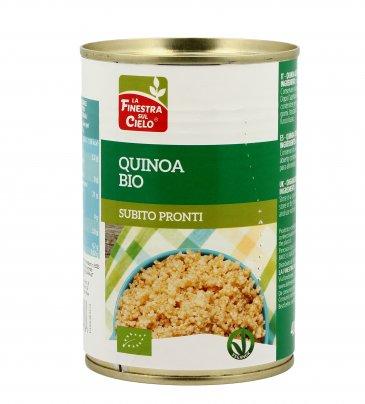 Quinoa Biologica in Lattina