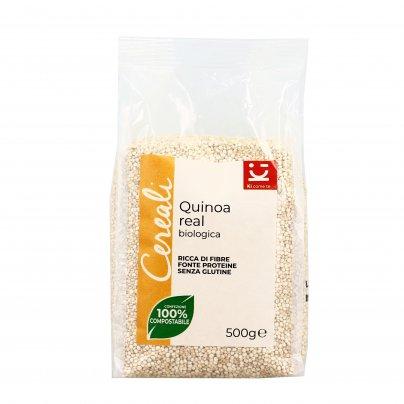 Quinoa Real Biologica - Senza Glutine 500 g