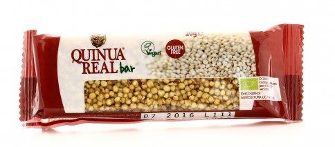 Quinoa Real Bar- Barretta di Quinoa