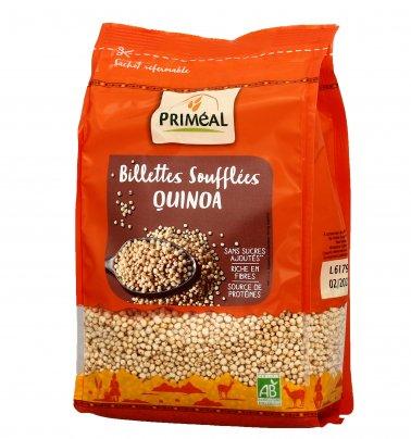 Quinoa Soffiata Bio - Senza Zuccheri Aggiunti