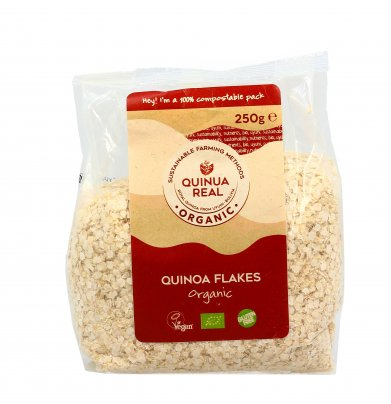 Fiocchi di Quinoa Bio - Senza Glutine