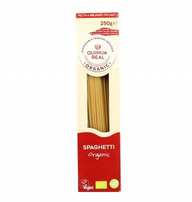 Spaghetti Biologici di Riso e Quinoa Real