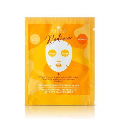 Maschera Viso in Tessuto Illuminante - Radiance Booster Sheet Mask