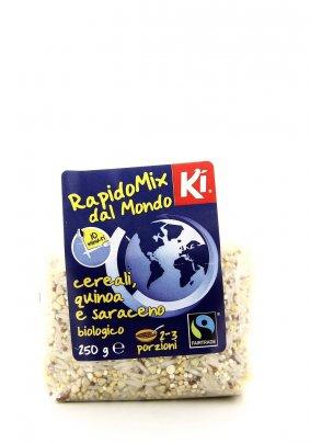 RapidoMix dal Mondo