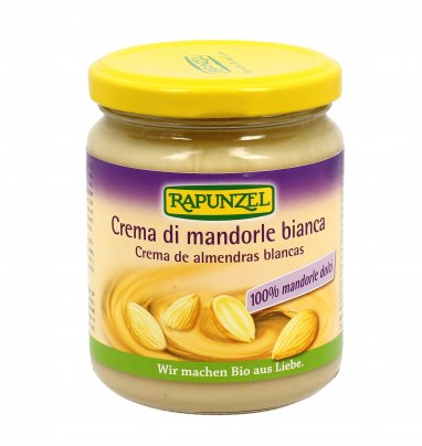 Crema di Mandorle Bianca