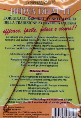 Raschietto Nettalingua
