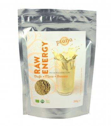 Mix in Polvere con Chufa, Maca e Banana - Raw Energy
