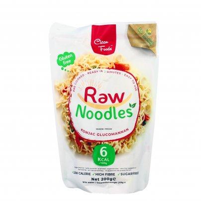 Pasta di Konjac Senza Glutine - Raw Noodles