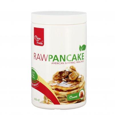 Raw Pancake al Caramello Senza Glutine - Preparato Pancake Ipocalorico