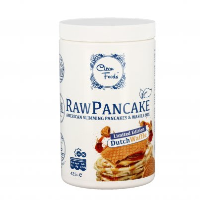Raw Pancake ai Waffle Olandesi - Preparato Pancake Ipocalorico (Edizione Limitata)