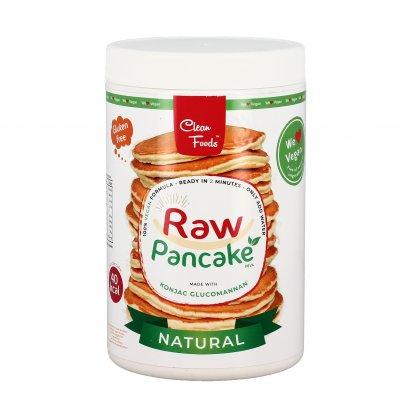 Raw Pancake Natural Vegan - Preparato Senza Glutine