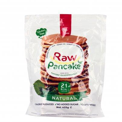 Raw Pancake Natural Senza Glutine - Preparato Pancake Ipocalorico