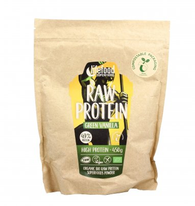 Raw Protein Green Vanilla