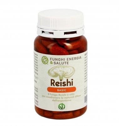 Reishi Basic - 120 Compresse