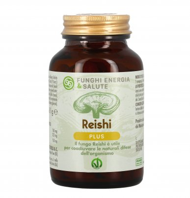 Reishi Plus - 90 Compresse