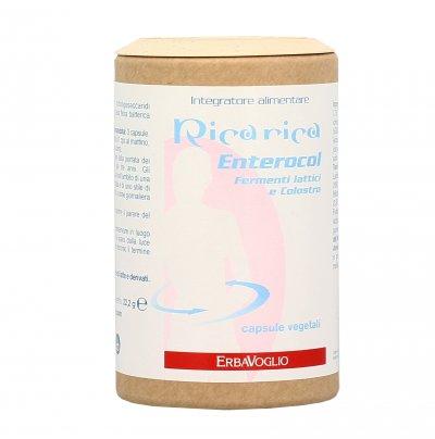 Ricarica Enterocol - Flora Batterica e Intestino Sano