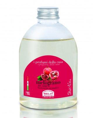 Essenza Melograno per l'Ambiente Ricarica bastoncini 250 ml.
