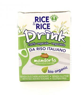 Bevanda Vegetale Riso e Mandorla - Rice & Rice Drink